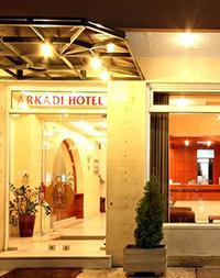 Image displaying the Arkadi Hotel – Chania