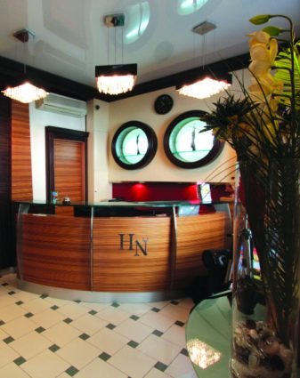 Image displaying the Hotel Nicea ★★★