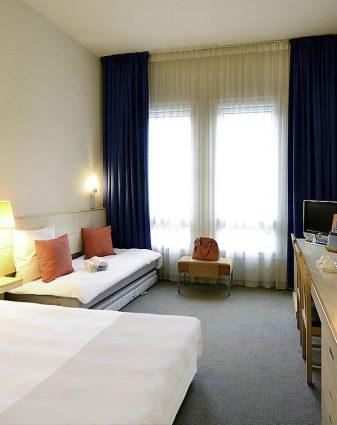 Image displaying the Hotel Novotel Budapest Centrum ★★★★