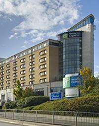 Image displaying the Holiday Inn Express Greenwich ★★★