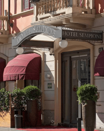Image displaying the Hotel Sempione***